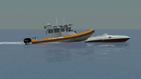 marine accident animation
